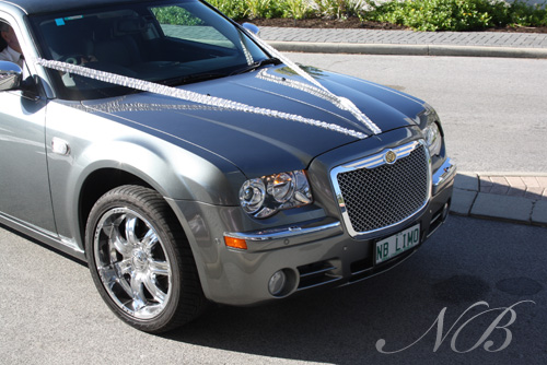 chrysler 300c wedding limo perth